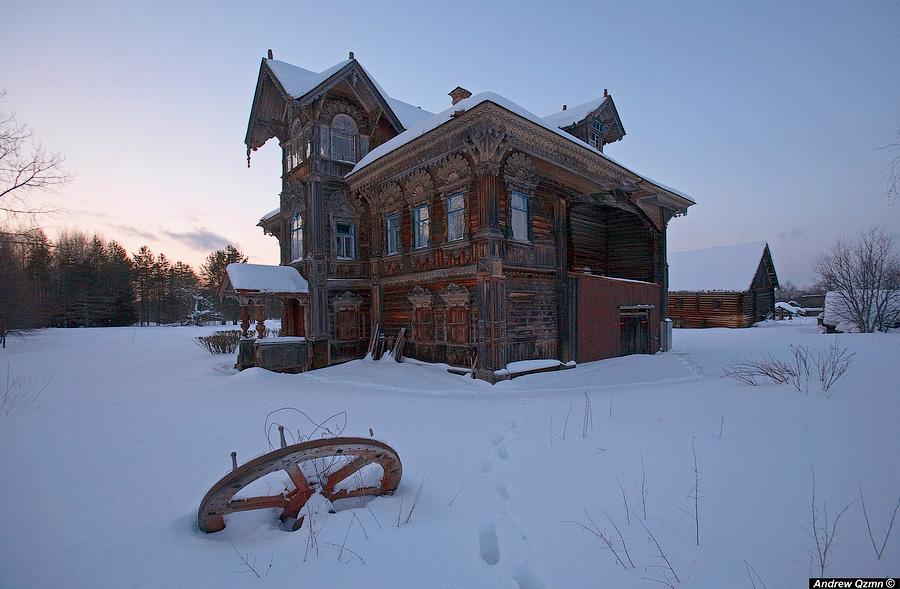 можете деревянные дома из костромы и чухломы производство отменили