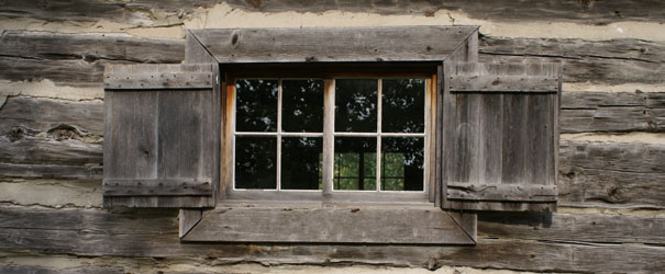 Cabins Out Of Old Windows : Treehouse articles and spaces on pinterest
