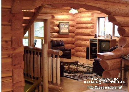 Дома в альпийском и норвежском стиле