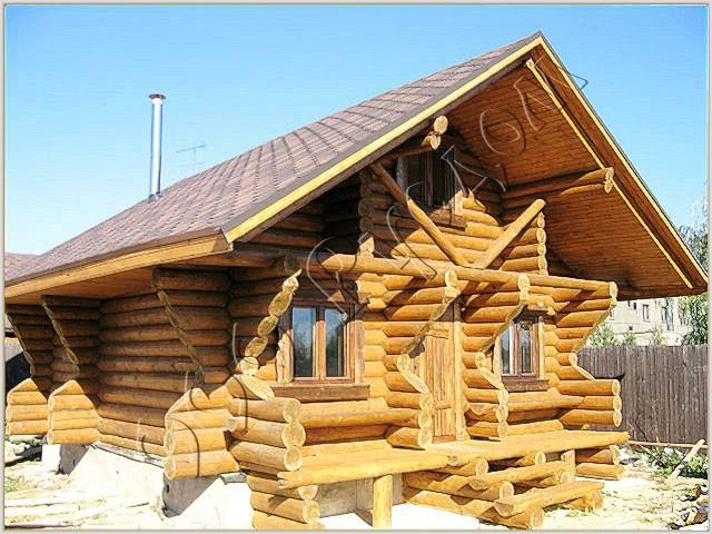 Как изготовить сруб деревянного дома своими руками Что надо